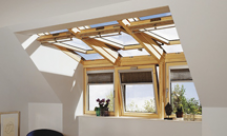Dormer Window with Velux added