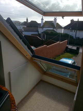 Velux Loft Conversion Converted Attic Hugh Duncan